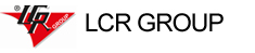 LCR GROUP logo